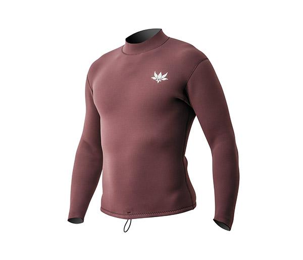 Classic Long Sleeve Jacket - Short Back Zip
